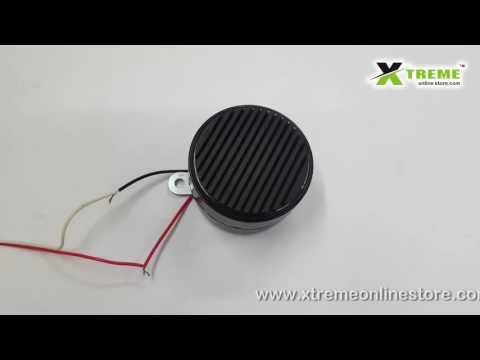 Brake & Reverse Horn For Cars & Bikes (Dhanush Polladhavan 01)