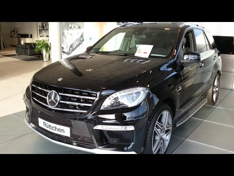 Mercedes-Benz ML 63 AMG 2014 In depth review Interior Exterior...