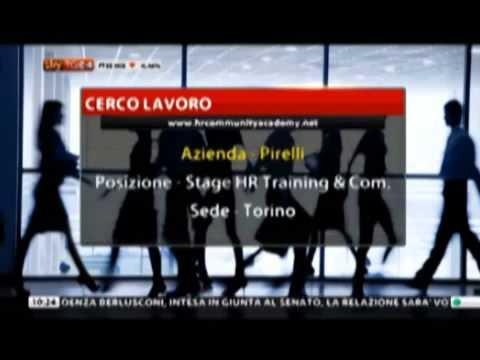 2. Cerco Lavoro (SKY TG24)