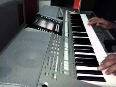 Muzko Pehchanlo Main Hoon Don On Yamaha Keyboard Psr-s910 video