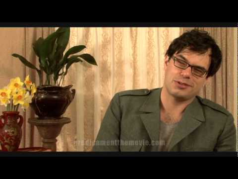 Jemaine Clement about tied up cast members