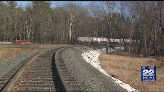$10.8 million grant announce to upgrade railroads in western Massachusetts