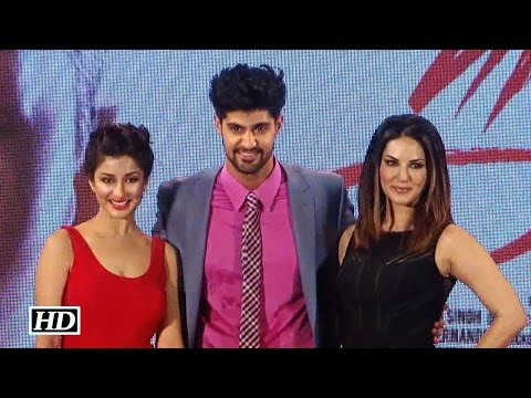 One Night Stand TRAILER LAUNCH   Sunny Leone, Tanuj Virwani   David Dhawan & Others Support
