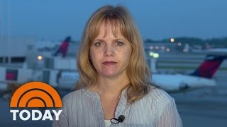 Fort Lauderdale Airport Shooting Witness: I Was Shielded By Stranger During Rampage | TODAY