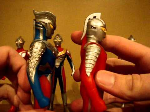 Ultraman Zero Vinyl Figure Review video