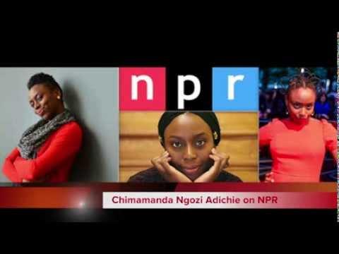 Chimamanda Ngozi Adichie NPR Interview