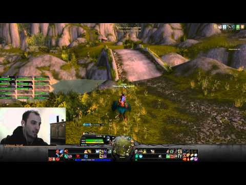 WoW - Low Level Windwalker Monk PvP Gameplay Commentary
