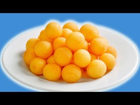 DIY - Вкусные Картофельные Шарики. Картофельные крокеты.
