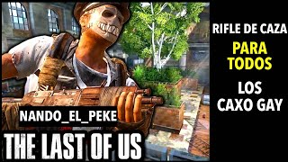 The Last of Us |PS4pro| (Multiplayer) A Rifle con todo dios!!!
