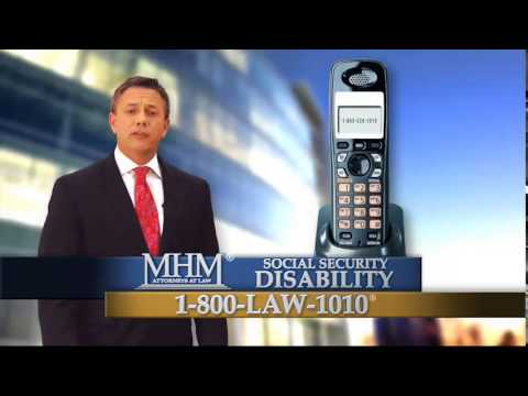Was Your Social Security Denied? - Martin, Harding & Mazzotti, LLP