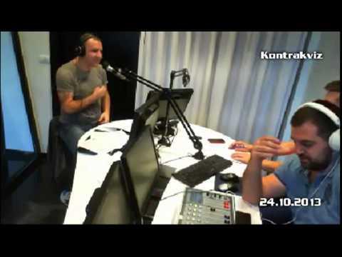 Tdi Kontra Kviz 24.10.2013. Severina I Drugovi video