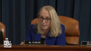 WATCH: Rep. Mary Gay Scanlon's full questioning of Democratic counsel | Trump impeachment hearings