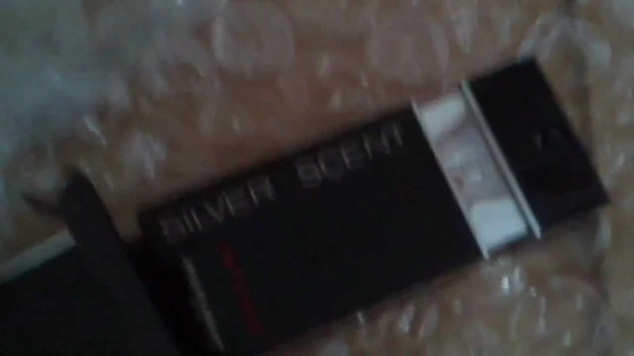Perfume Silver Scent Intense Silver Scent Intense 3.33