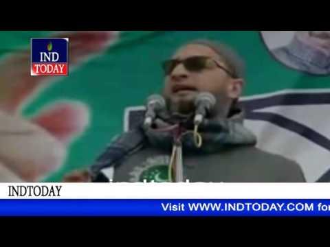 Asaduddin owaisi latest speech during bikapur constituency by-elections at faizabad, Uttar pradesh