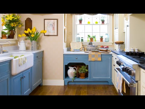 32 Beautiful Country Kitchen Designs and Ideas