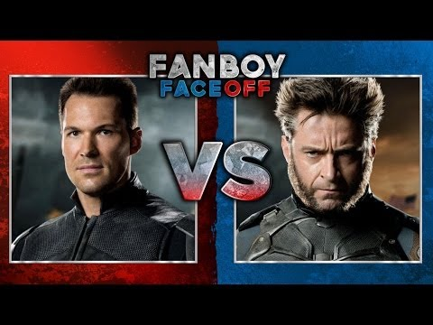 Fanboy Faceoff: Colossus vs Wolverine