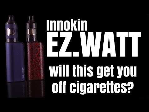 Is the EZ Watt kit going to get you away from cigarettes?