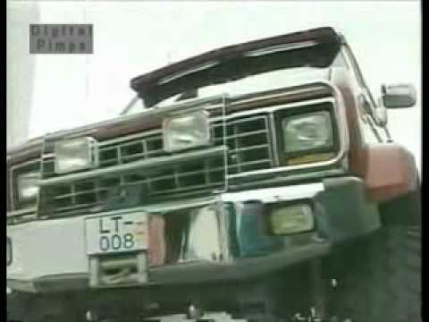Jeremy Clarksons MotorWorld - Iceland