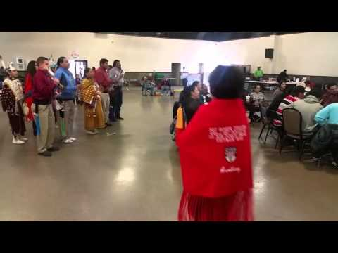 Gourd Dance at the Comanche Nation 2015