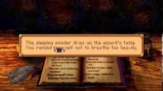 Let's Play King's Quest 3 (Redux) - Part 10 - Ma-Nyan-Nan