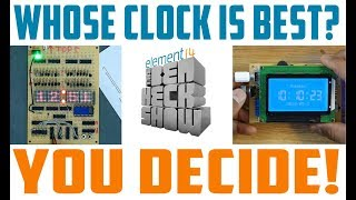 Ben & Felix: The Great Clock Off!