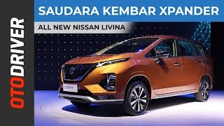All New Nissan Livina 2019 | First Impression | OtoDriver
