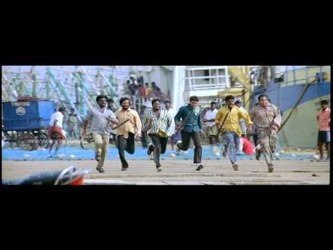 Vikram Fight scene