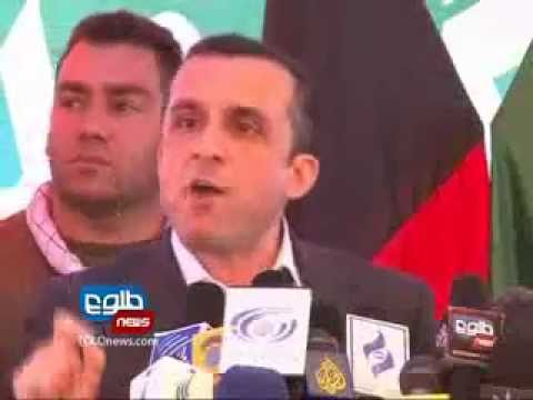 Amrullah Saleh and Dr Abdullah Abdullah Warn the current government