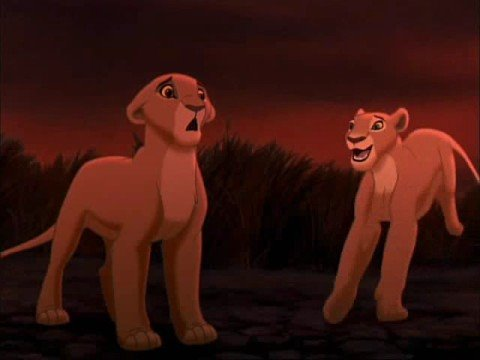 Lion King - Prince Caspian