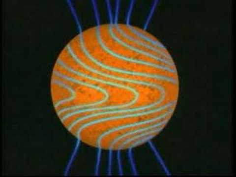 How the Sun's Magnetic Field Winds up and Loops Out