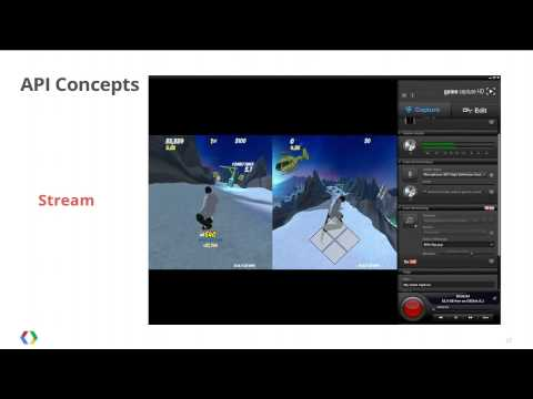Google I/O 2013 - Broadcast Yourself!: Using the YouTube Live APIs to Stream to the World