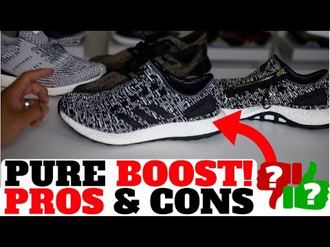 PROS & CONS! FINAL THOUGHTS! ADIDAS PURE BOOST 2017