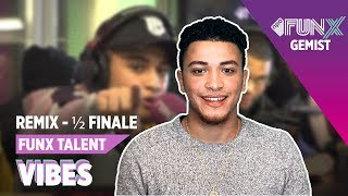 ROMEO DONK FLIPT THE BLOCKPARTY & ESKO - HUTS | FUNX TALENT - HALVE FINALE