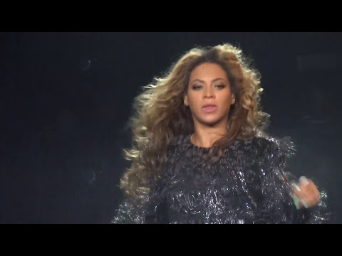 Beyonce - Why Don't You Love Me  (Sportpaleis, Antwerp, Mrs. Carter Show World Tour - FRONT ROW) HD