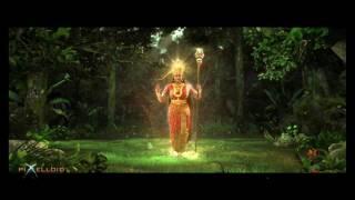 Sri Rama Rajyam VFX by Pixelloid