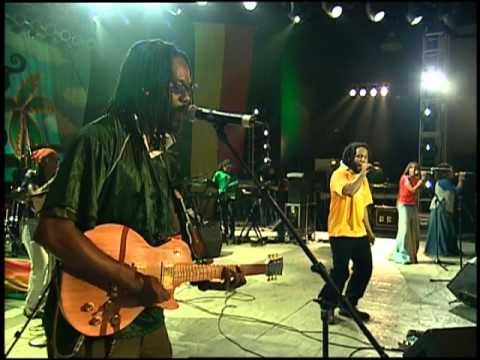 Tuff Gong TV Exclusive: Ziggy Marley and the Melody Makers rare Elizabeth Performance