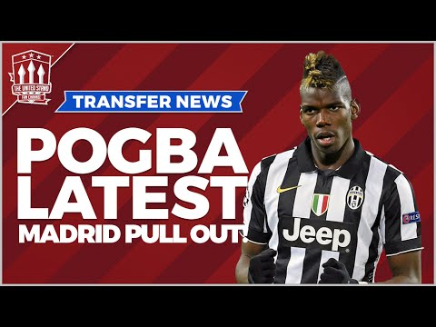 Paul Pogba to Manchester United DONE? Manchester United Transfer News