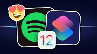 Listas de SPOTIFY con ATAJOS Siri Shortcuts iOS 12