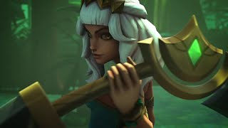 League of Legends - Qiyana: Empress of the Elements  Champion Trailer