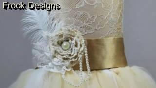 Frock Design-Latest Baby Frock-Patterns-Baby Girl Dress Design-Cotton Frocks-Kids