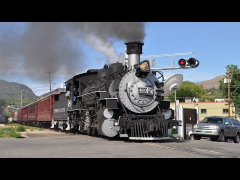 Steam Trains Galore! video