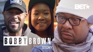 Bobby Brown Blown Away by Donesha Hopkins, Tank, Lil Rel Performance | The Bobby Brown Story