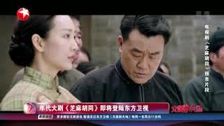 年代大剧《芝麻胡同》即将登陆东方卫视【东方卫视官方HD】