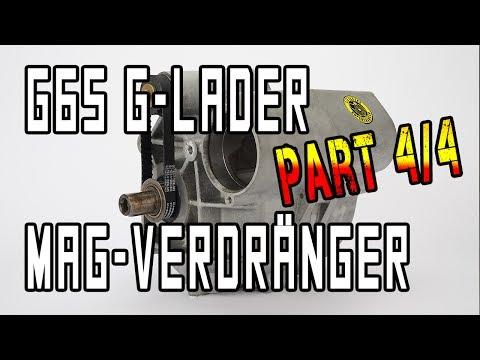 03/2015 G65 Lader MAG Verdränger Testphase bald abgeschlossen Teil 4