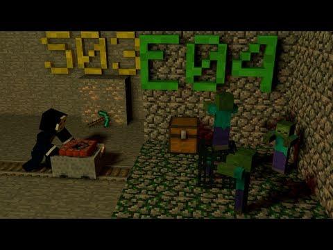 Minecraft Box [SP LP] – S03EP04: Trošku toho všedního teženíčka