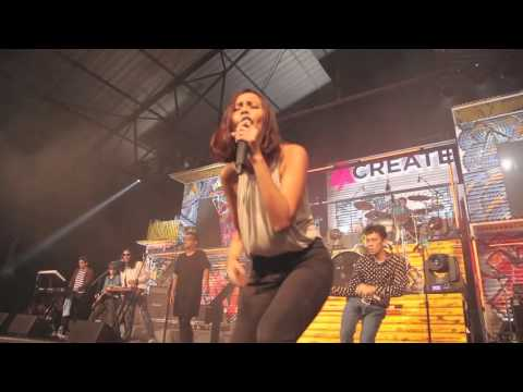 Download The Upstairs X Goodnight Electric live at ACREATE Mp4 baru
