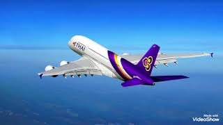 โฆษณาการบินไทย