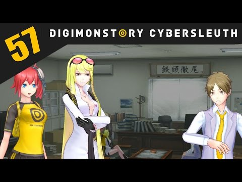 Digimon Story: Cyber Sleuth PS4 / PS Vita Let's Play Walkthrough Part 57 - Flowers For Sakura