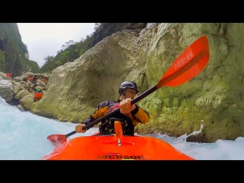 Kayaking The Uncharted Beriman River In Papua New Guinea