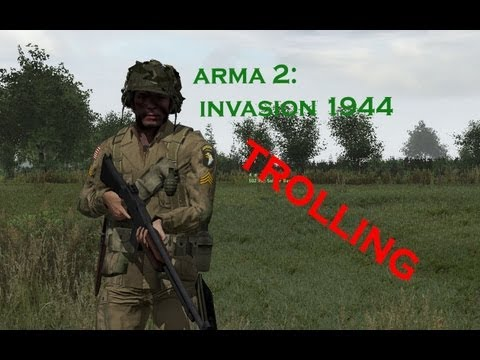 Operation Dickhead - Arma 2: Invasion 1944